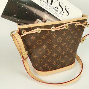 Louis Vuitton Noe BB Bucket Bag